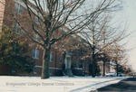 Bridgewater College, Daleville Hall, February 1986 by Bridgewater College