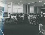 Bridgewater College, Students in the Kline Campus Center cafeteria, undated by Bridgewater College
