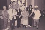 Bridgewater College Food Service staff, undated by Bridgewater College