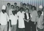 Bridgewater College Food Services staff, undated by Bridgewater College