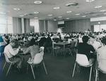 Bridgewater College, Students in the Kline Campus Center dining hall, undated by Bridgewater College