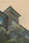 Bridgewater College, Top of tower of Flory Hall east, 2 May 1996 by Bridgewater College