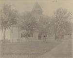 Bridgewater College, Founders' Hall, circa 1903 by Bridgewater College