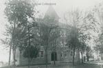 Bridgewater College, Founders' Hall, undated by Bridgewater College