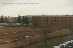 Bridgewater College, Geisert Hall construction, circa 1989 by Bridgewater College