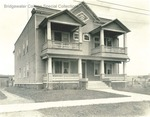 Bridgewater College, Apartment house, 1920 by Bridgewater College