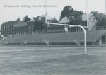 Bridgewater College, Jopson Field looking toward bleachers, undated by Bridgewater College