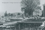 Bridgewater College, Construction of the Kline Campus Center, undated by Bridgewater College