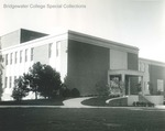 Bridgewater College, Alexander Mack Memorial Library front and south side, undated by Bridgewater College