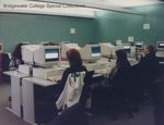 Bridgewater College, Computer lab in the McKinney Center, undated by Bridgewater College