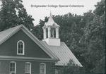 Bridgewater College, Memorial Hall roof and belfry, September 1991 by Bridgewater College