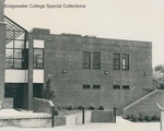 Bridgewater College, Photograph of the side of Nininger Hall, circa 1989 by Bridgewater College