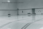 Bridgewater College, The lanes in the swimming pool in Nininger Hall, September 1980 by Bridgewater College