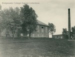 Bridgewater College, The old gymnasium, undated by Bridgewater College