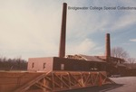 Bridgewater College, Construction of an addition to the Maintenance Building, late 1980s by Bridgewater College