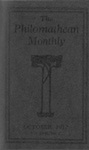 Philomathean Monthly Volume 17 (1912-1913) by Bridgewater College