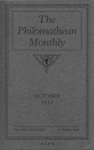 Philomathean Monthly Volume 18 (1913-1914) by Bridgewater College