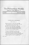 Philomathean Monthly Volume 20 (1915-1916) by Bridgewater College