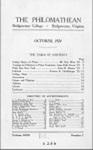 Philomathean Monthly Volume 29 (1924-1925)