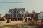 Bridgewater College President's House under renovation, 8 April 1995 by Bridgewater College