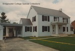 Bridgewater College President's House when President Phil Stone was in residence, 3 August 1995 by Bridgewater College