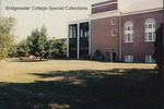 Bridgewater College, Photograph of the side of Cole Hall housing the Reuel B. Pritchett Museum, 9 August 1999 by Bridgewater College