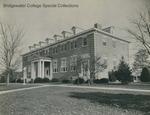 Bridgewater College, Rebecca Hall, circa 1944 by Bridgewater College