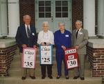 Bridgewater College, Members of the Classes of 1925, 1930 and 1935 on Alumni Weekend, May 2000 by Bridgewater College