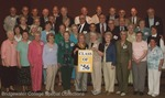 Bridgewater College, Group portrait of the Class of 1956 in reunion, 22 April 2006 by Bridgewater College