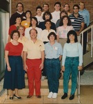 Bridgewater College, Group portrait of the Class of 1972 in reunion, undated by Bridgewater College
