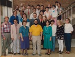 Bridgewater College, Group portrait of the Class of 1977 in reunion, undated by Bridgewater College