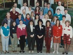 Bridgewater College, Group portrait of the Class of 1988 in reunion, undated by Bridgewater College