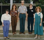 Bridgewater College, Group portrait of some members of the Class of 1988 in reunion, undated by Bridgewater College