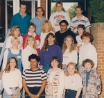 Bridgewater College, Group portrait of the Class of 1989 in reunion, undated by Bridgewater College