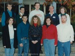 Bridgewater College, Group portrtait of the Class of 1993 in reunion, undated by Bridgewater College