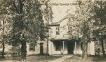 Bridgewater College, White House, circa 1930 by Bridgewater College