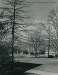 Bridgewater College, Les Feldmann (photographer), Wright Hall, circa 1969 by Les Feldmann