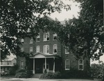Bridgewater College, Yount Hall, circa 1938 by Bridgewater College