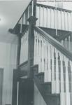 Bridgewater College, Yount Hall stairwell, undated by Bridgewater College